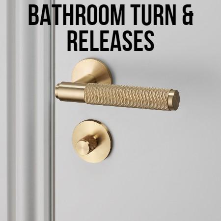 Bathroom Turn & Release