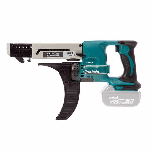 Makita DFR550Z Autofeed Screwdriver 18V Body Only Image 1