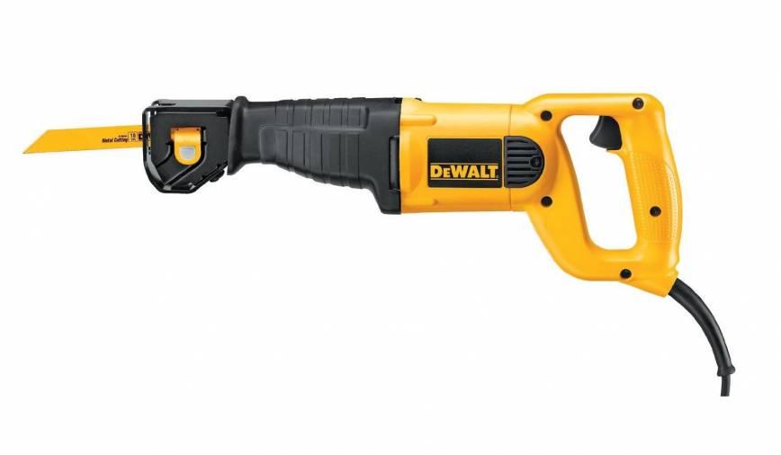 Dewalt DW304PK Reciprocating Saw Image 1