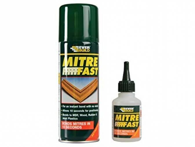 Everbuild Mitre Fast Bonding Kit Industrial (24) Image 1