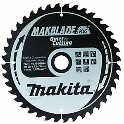 Makblade Plus Carbide Tipped With Anti-Rust Coating  Image 1