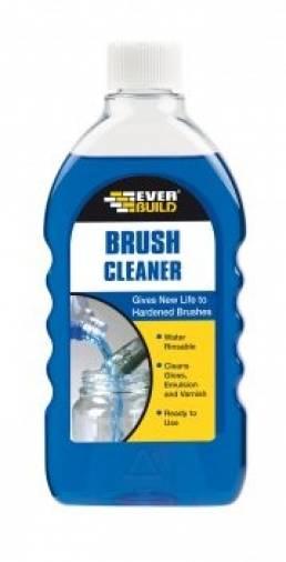 Everbuild Brush Cleaner 500ml  Image 1