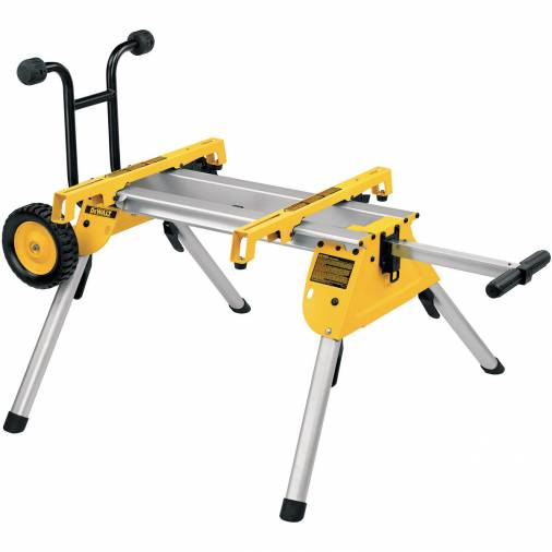 Dewalt DWE7485 Table Saw 250mm w/ DWE7400 Rolling Stand Image 3