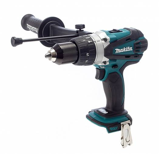 Makita DHP458Z Combi Drill/Driver 18V Body Only Image 1