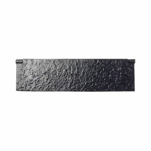 Zoo/Foxcote FF39 Antique Letter Tidy 305 x 76mm Black Image 1