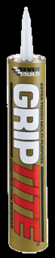 Everbuild Griptite Adhesive 310ml (12) Image 1