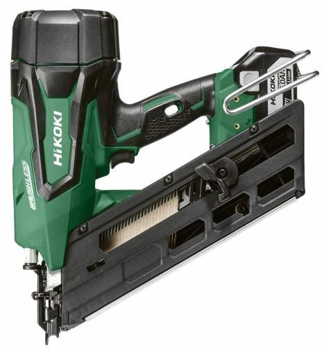 Hikoki NR1890DC/JPZ 18v Cordless 1st Fix Framing Nailer with 2 x 5.0Ah Batteries Image 1