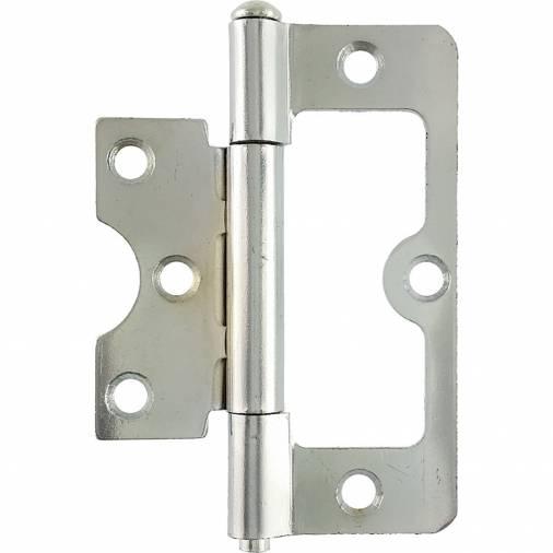 No. 104 hurlinges Loose Pin Chrome Pair Image 1