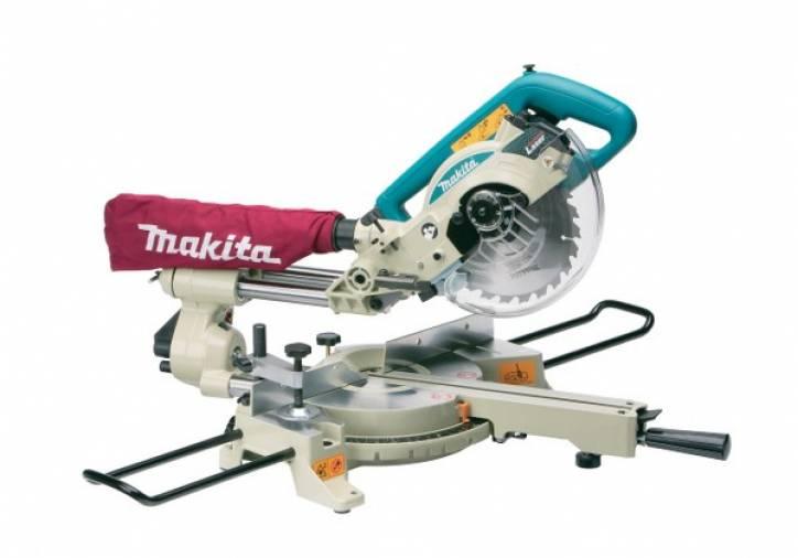 Makita LS0714 Slide Compound Mitre Saw 190mm Image 1