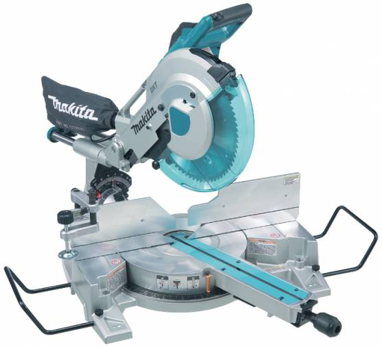Makita LS1216 Sliding Compound Mitre Saw 305mm Image 1