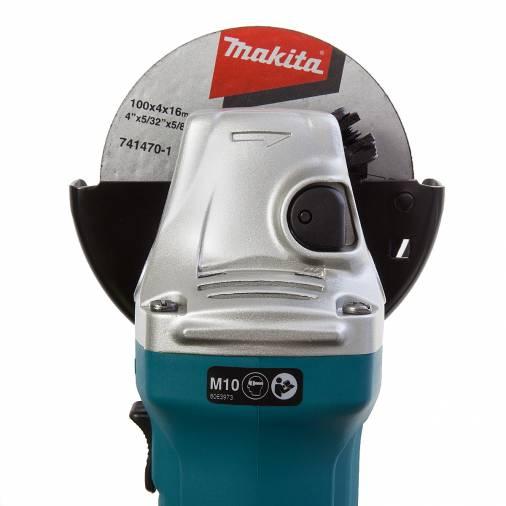 Makita GA4030 Angle Grinder 100mm Image 3