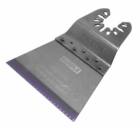 Smart P63TN3 Purple Series Bi-M Blade 63mm Pk3  Image 1