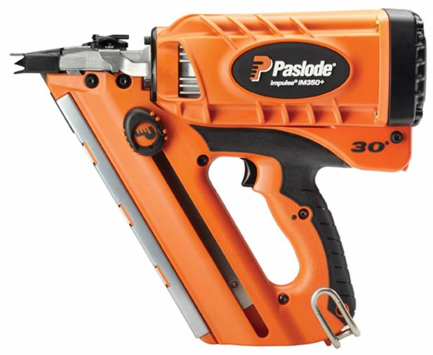 Paslode IM350+ Lithium Gas Cordless Framing Nailer Image 1