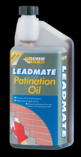 Everbuild Lead Mate Patination Oil (10) Image 1