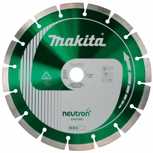 Makita Neutron Premium Diamond Blades Image 1