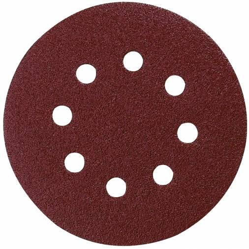 Makita Abrasive Discs 125mm Pk 10 Image 1