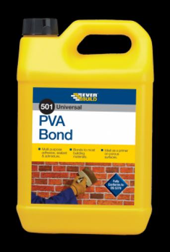 Everbuild 501 PVA Bond Image 1