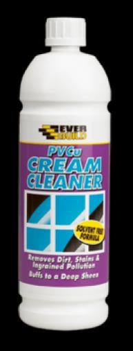 Everbuild PVCu Cream Cleaner 1 litre (12) Image 1