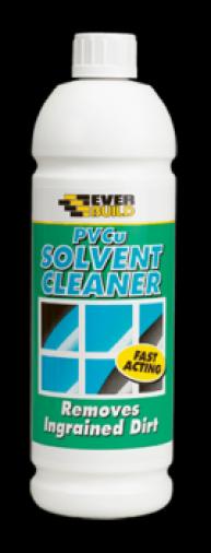 Everbuild PVCu Solvent Cleaner 1 litre (12) Image 1