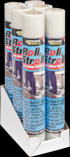 Everbuild Roll & Stroll Hard Surface Protector  Image 1