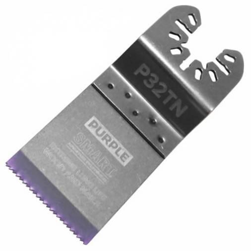 Smart P32TN3 Purple Series Bi-M Blade 32mm Pk3 Image 1