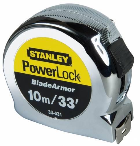 Stanley Powerlock Measuring Tapes Image 1