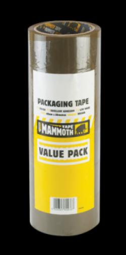 Everbuild Value Parcel Tape 48mm x 50m (36) Image 1