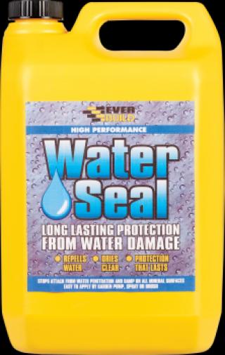 Everbuild 402 Water Seal 5 litre (4) Image 1