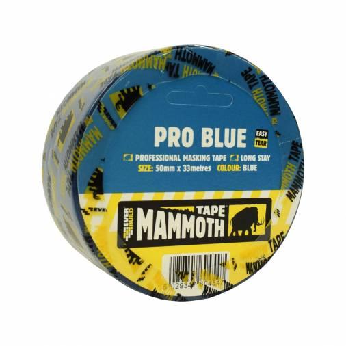Everbuild Pro Blue Masking Tape Image 1