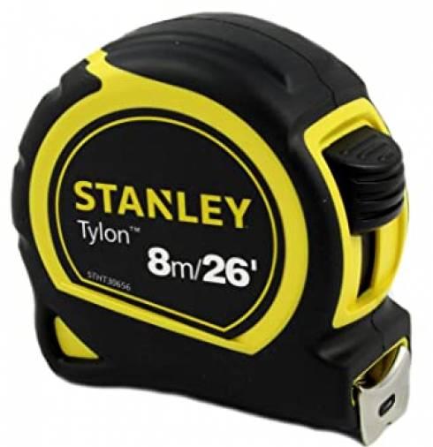 Stanley Tylon Bi-Material Measuring Tapes Image 1