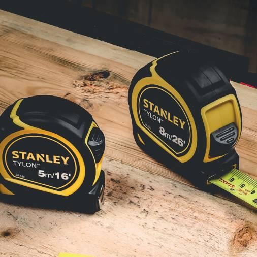 Stanley Tylon Bi-Material Measuring Tapes Image 2