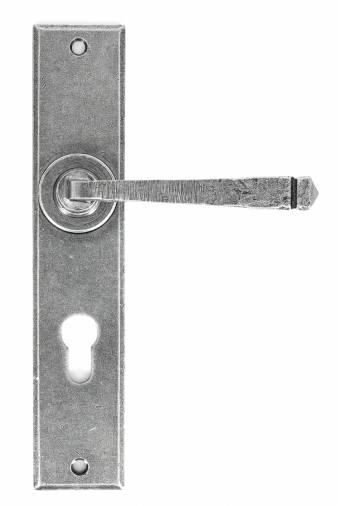 Anvil 33088 Pewter Large Avon 72mm Centre Euro Lock Set Image 1