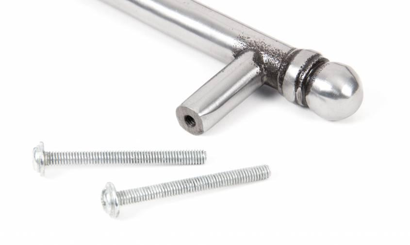 Natural Smooth 220mm Bar Pull Handle Image 2