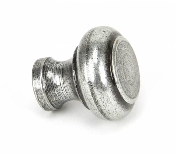 Pewter Regency Cabinet Knob - Small Image 2