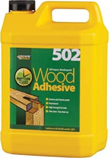 Everbuild 502 All Purpose Wood Adhesive Image 1