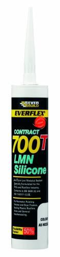 Everbuild 700T LMN Silicone 300ml  Image 1