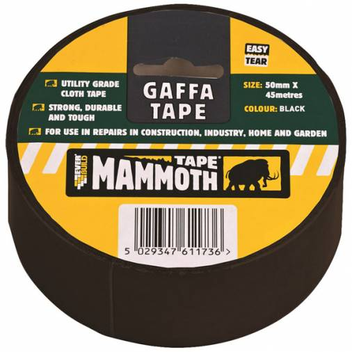 Everbuild Gaffa Tape 50mm x 45m  Image 1