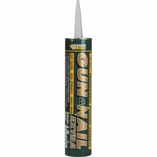 Everbuild Gun A Nail Extra Adhesive 300ml  Image 1