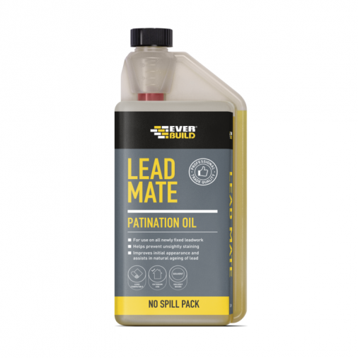 Everbuild Lead Mate Patination Oil  Image 1
