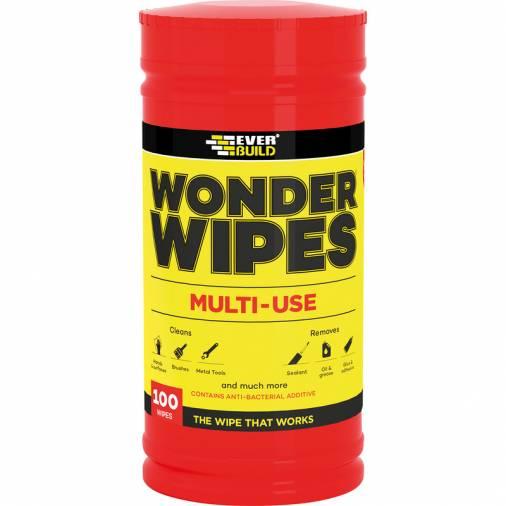 Everbuild Multi-Use Wonder Wipes  Image 1