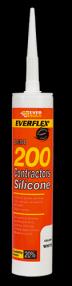 Everbuild 200 Contractors LMA Silicone 295ml (25) Image
