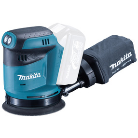 Makita DBO180Z Cordless Orbit Sander 125mm  | SIIS
