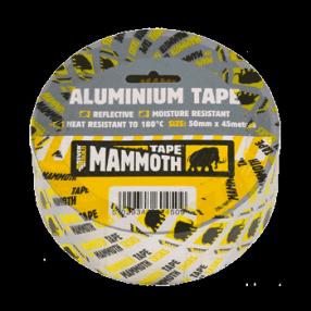 Everbuild Aluminium Tape Silver 50mm x 45m (24) Image