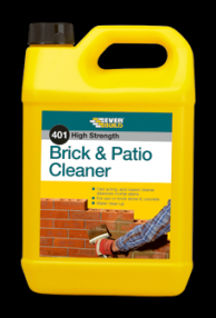 Added Everbuild 401 Brick & Patio Cleaner 5 litre (4) To Basket