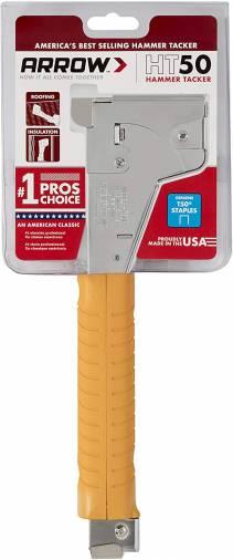 Arrow HT50i Heavy Duty Hammer Tacker Image 2