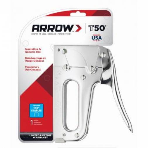 Arrow T50 Heavy Duty Staple Gun Image 2