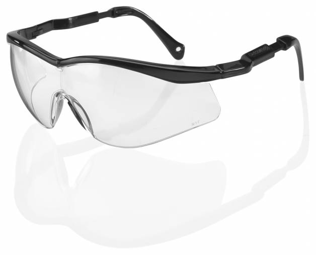Beeswift BBCS Colorado Safety Specs Clear Image 1