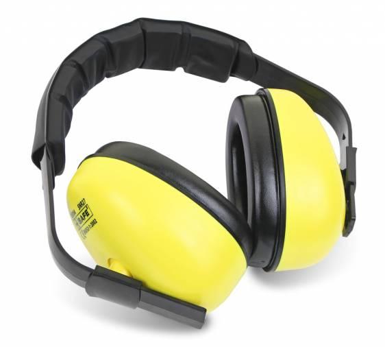 Beeswift BS005 Hi-Vis Ear Defender Image 1