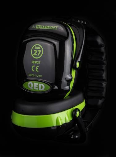 Beeswift QED27 QED Premium Ear Defenders Image 3