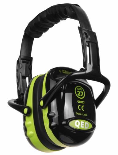 Beeswift QED27 QED Premium Ear Defenders Image 1